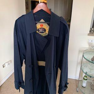 Burberry's NWOT Navy Trench Coat